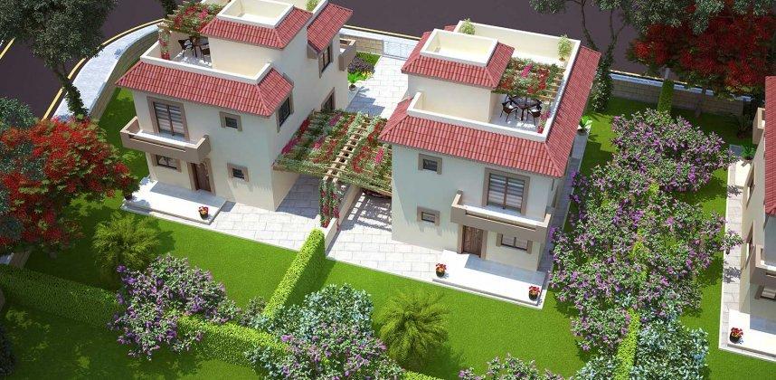 Jūros Perlo Rezidencija – naujos vilos Kipre
