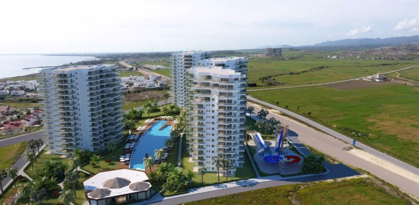 "NEW APARTMENTS IN CYPRUS – ""CAE BLUE"""