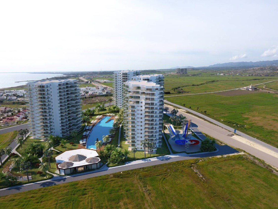 New apartments in Cyprus