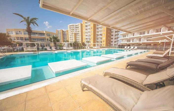 Apartments for sale in CAE resort in Cyprus