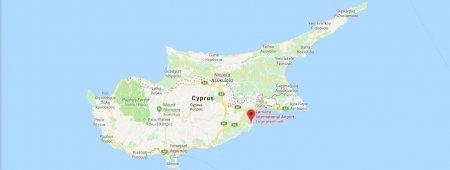 Skrydžiai į Kiprą