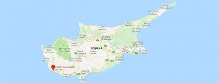 Bilietai į Kiprą