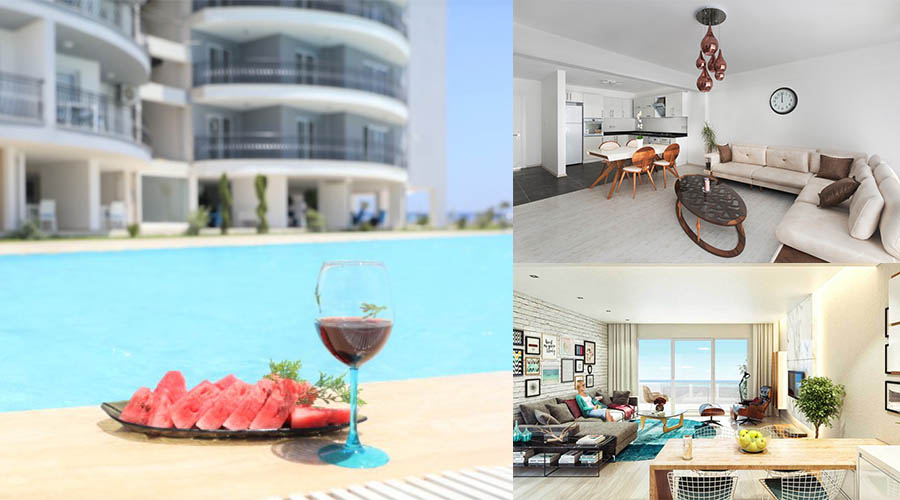 Viesbutis Apartamentai Siaures Kipre 001