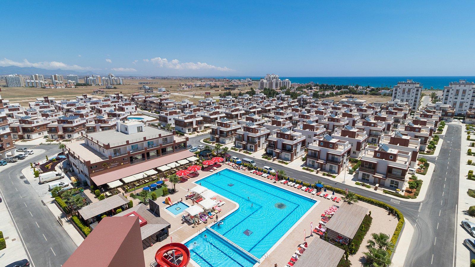 Karališkoji Saulės Rezidencija- Nekilnojamas turtas Kipre